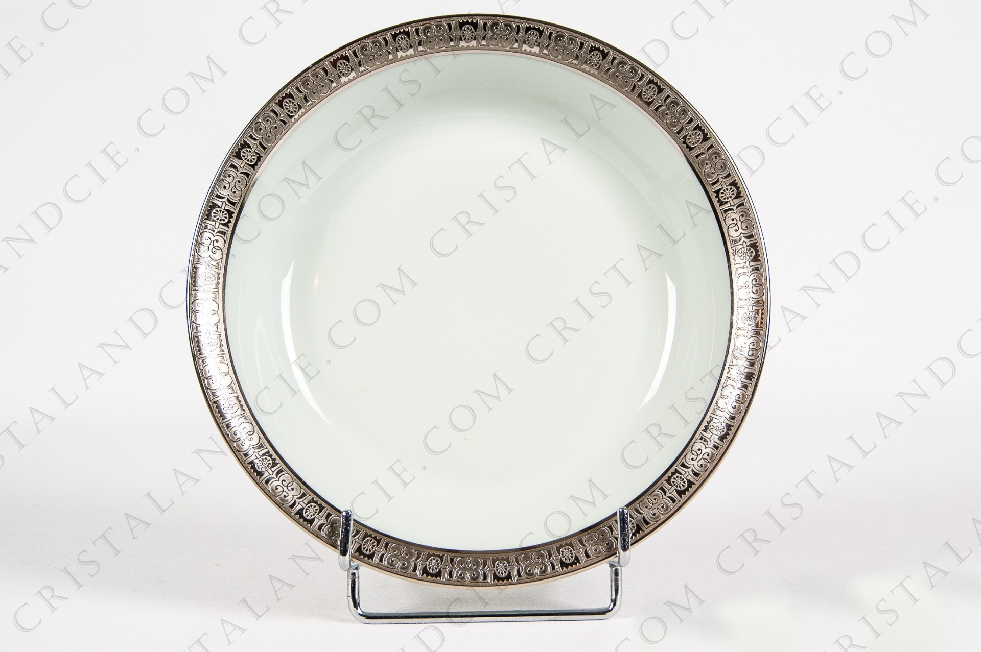 Soup plate Macao by Haviland and Parlon