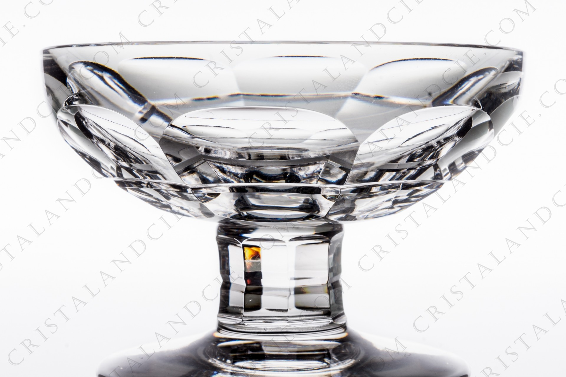 Champagne saucer Excelsior by Baccarat
