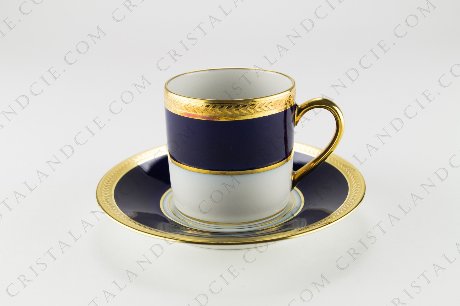 tasse caf palaiseau en bernardaud coffee cup palaiseau by bernardaud. Black Bedroom Furniture Sets. Home Design Ideas