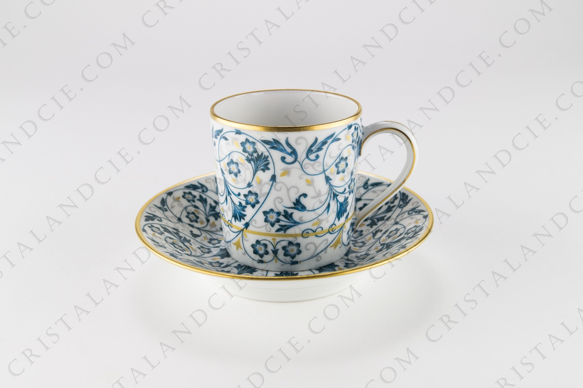 Coffee cup Séville by Haviland and Parlon