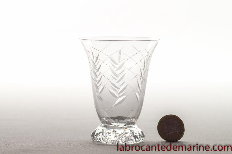 verre cristal epi de ble
