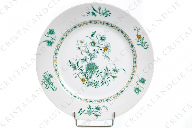 Dinner plate Pekin by Bernardaud