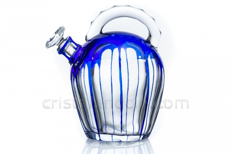 Cordial decanter 1930 by Saint-Louis