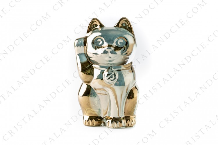 Cat Maneki Neko by Baccarat