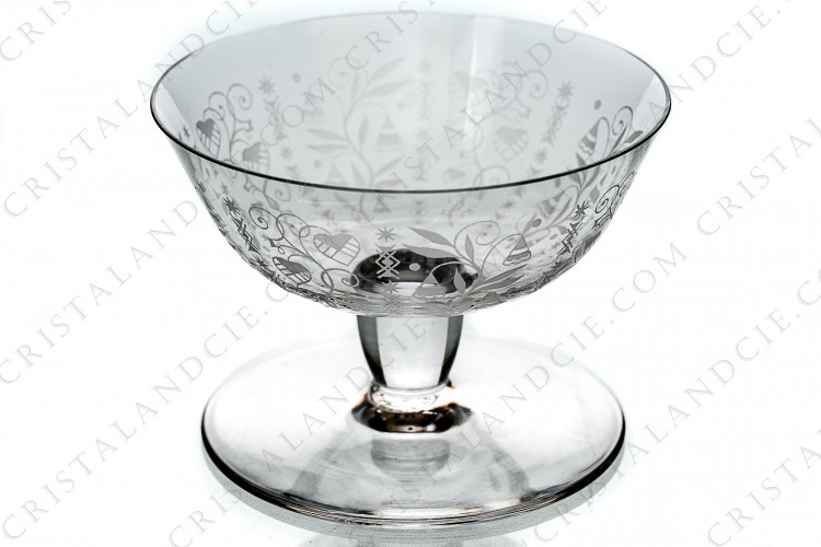 Champagne saucer Argentina by Baccarat