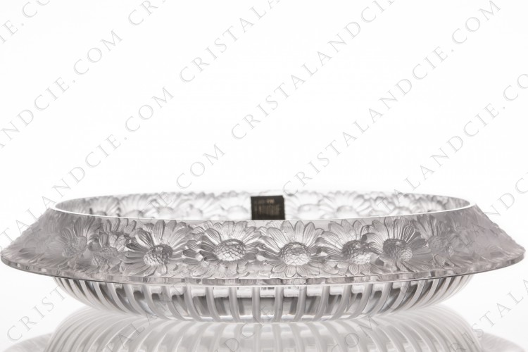 Bowl Marguerites by Lalique