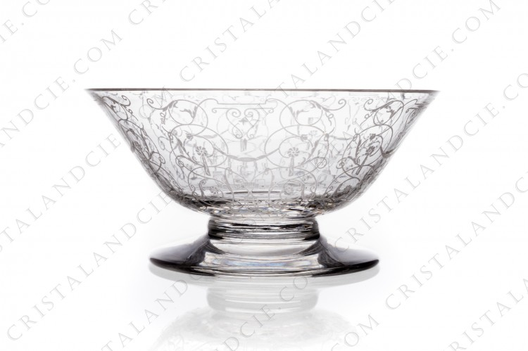 Small cup Michel Angelo by Baccarat