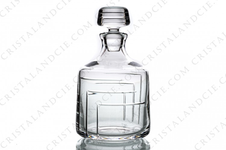 Whisky decanter Arles by Saint-Louis