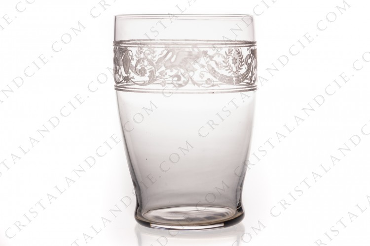 Tumbler Cygne Empire by Baccarat