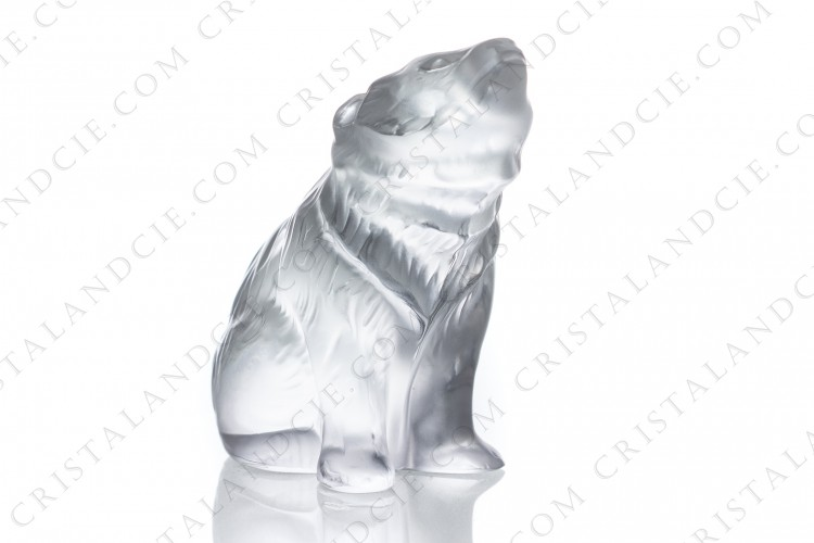 Nouria bear by Lalique
