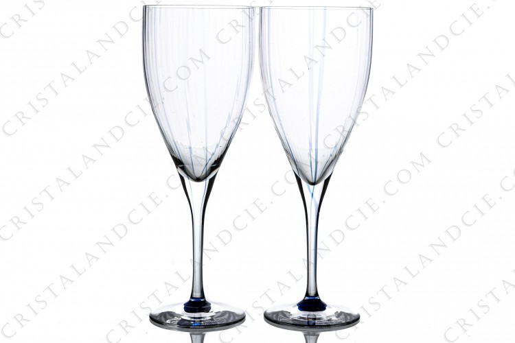 Pair of water glasses Ultra by Rosenthal