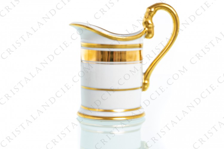Creamer gold by Pastaud Limoges
