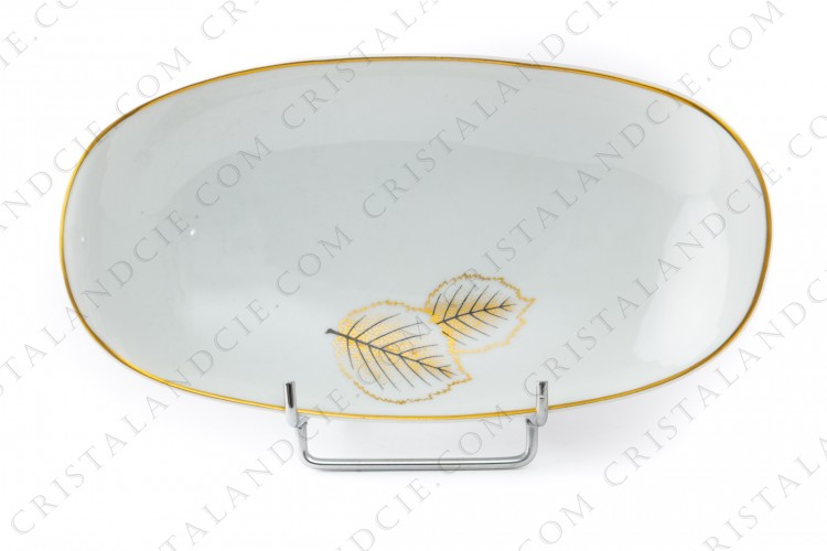 Relish dish Catherine by Bernardaud