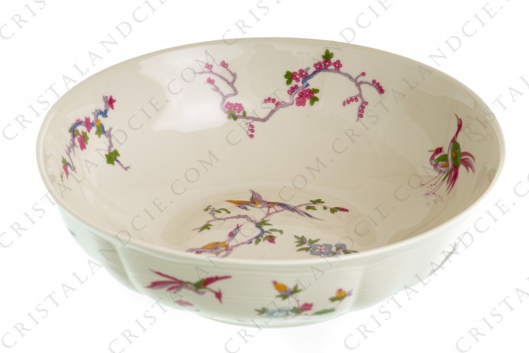 Salad bowl Chantilly by Bernardaud