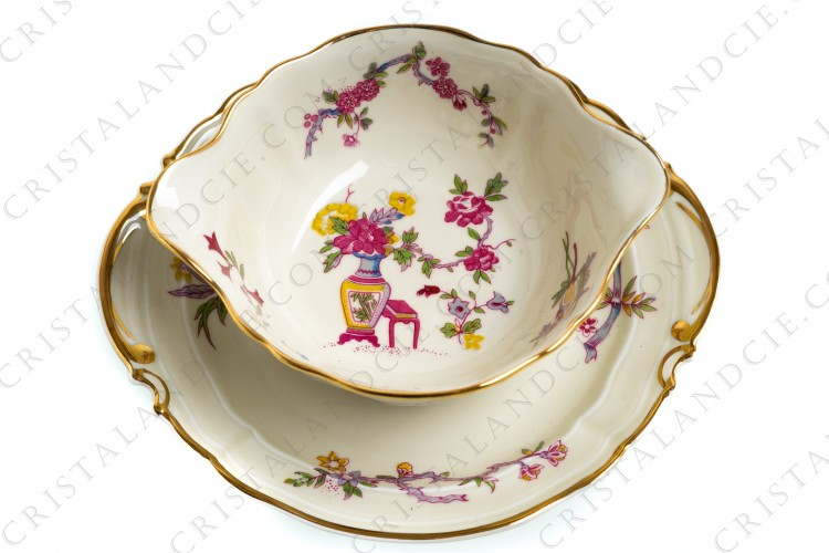 Saucière Chantilly par Bernardaud