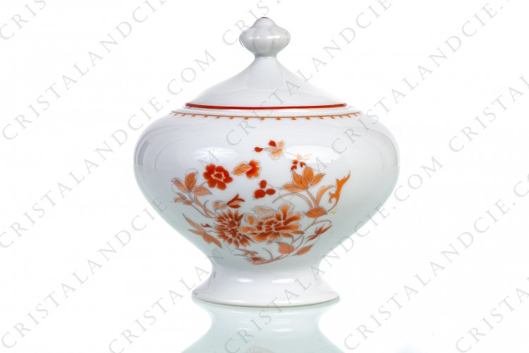 Sugar bowl Mandalay by Bernardaud