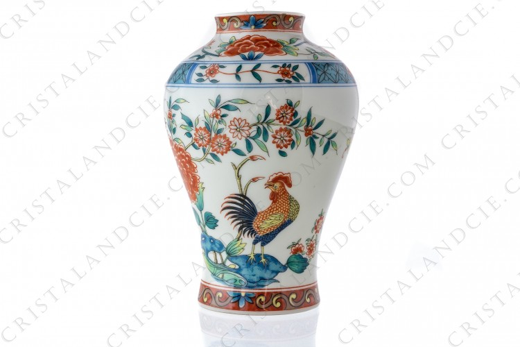 Vase Au Coq by Haviland