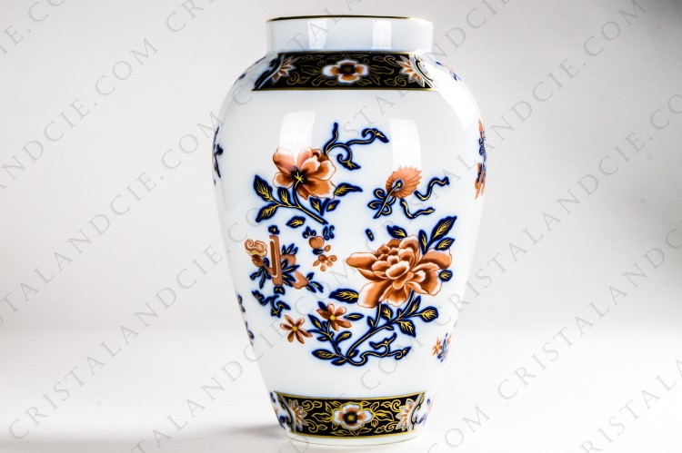 Vase Canton By Bernardaud