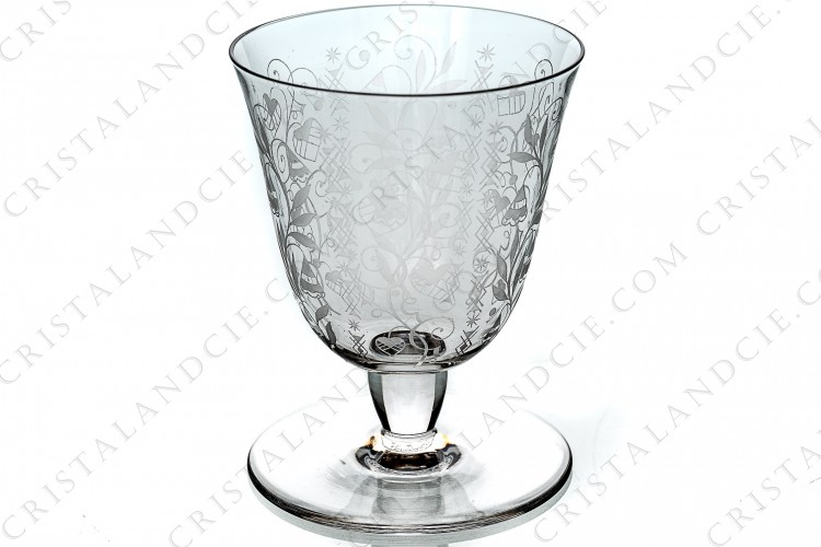 Watergoblet n°2 Argentina by Baccarat