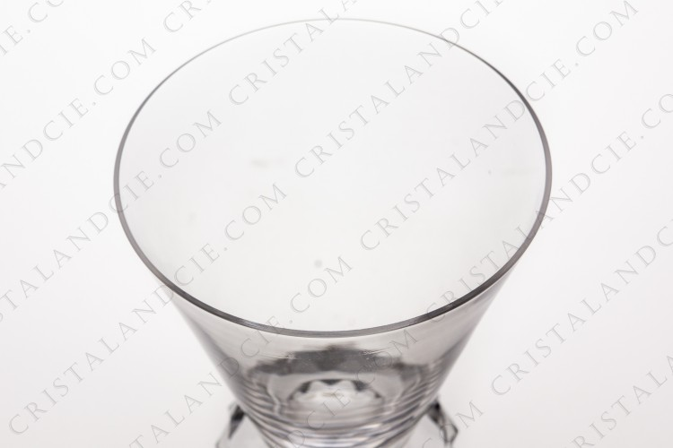 Watergoblet n°2 Diamant by Saint-Louis