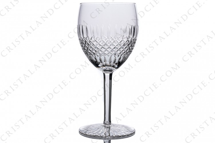 Water glass n°2 Vendome by Saint-Louis