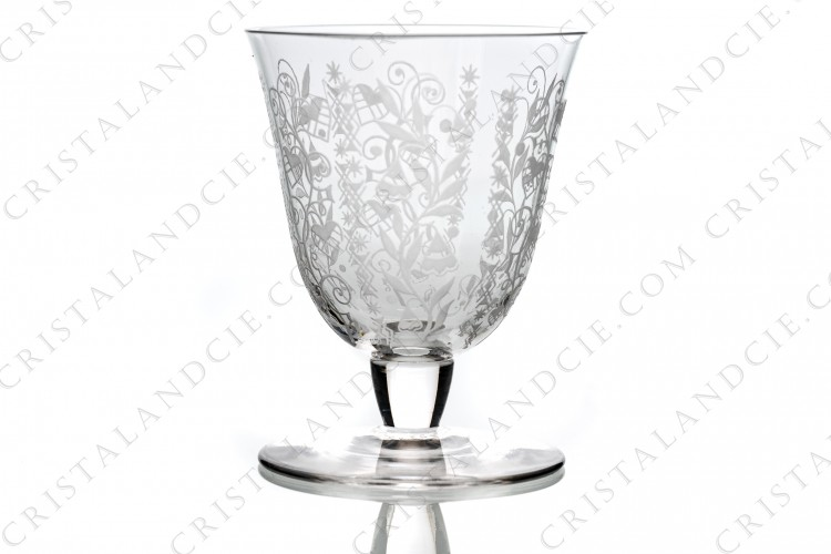 Sherry glass n°5 Argentina by Baccarat