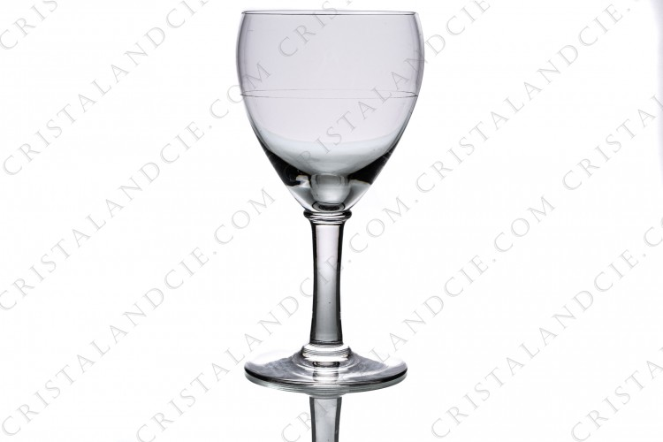 Wine glass n°3 Chambolle by Baccarat