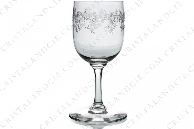 Wine glass n°4 Sévigné by Baccarat