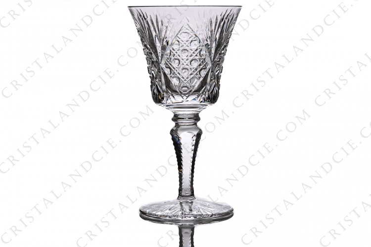 Wine glass n°4 Vologne by Saint-Louis