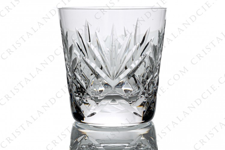 Whisky glass n°3 Chantilly by Saint-Louis