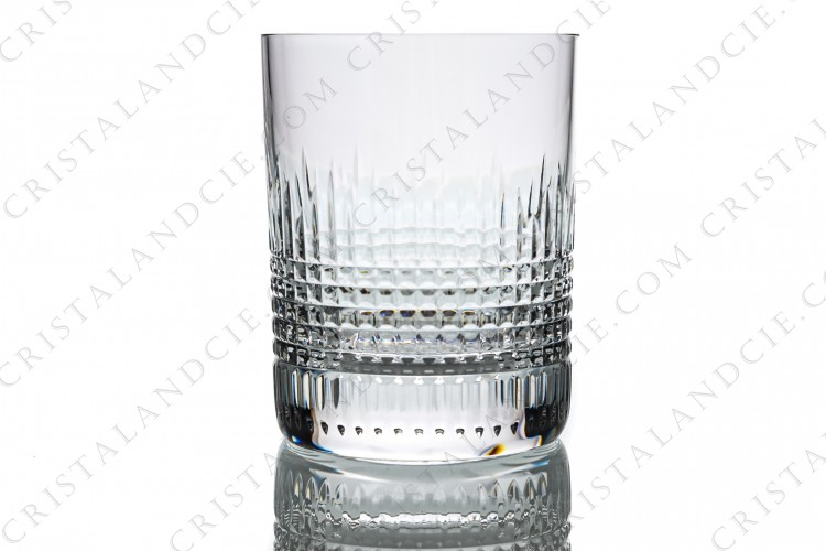 Whisky glass n°2 Nancy by Baccarat