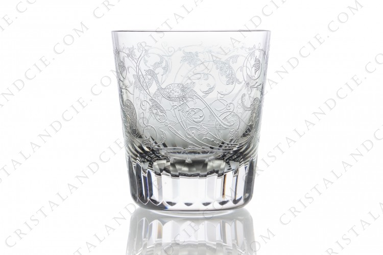 Whisky glass Parme by Baccarat