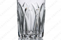 Highball in crystal by Saint-Louis pattern Camargue with an important cut pattern photo-3