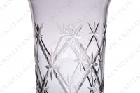 Orangeade set in crystal by Saint-Louis pattern Massenet with a cut pattern of stars photo-9
